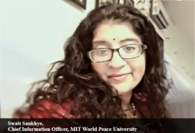 Swati Sankhye, Chief Information Officer, MIT World Peace University